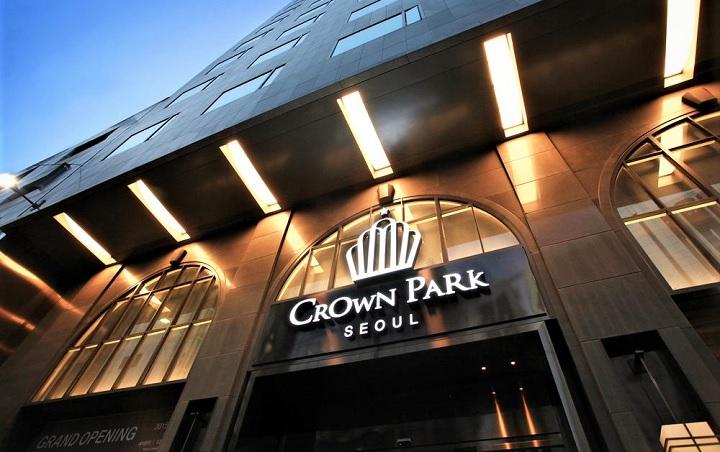 クラウンパークホテル 明洞