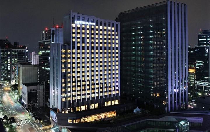 ロッテシティホテル 九老