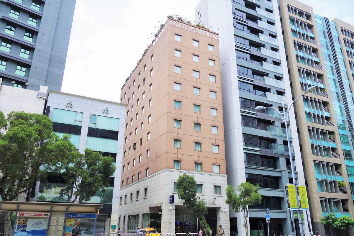 ホテル サンルート台北
