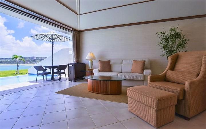 オリエンタルヒルズ沖縄 客室