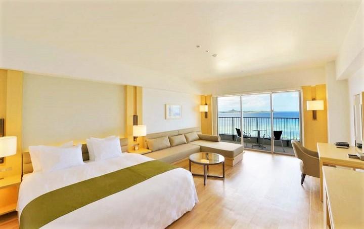 ホテルオリオンモトブ リゾート&スパ 客室