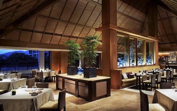 ザ・リッツ・カールトン沖縄 レストラン