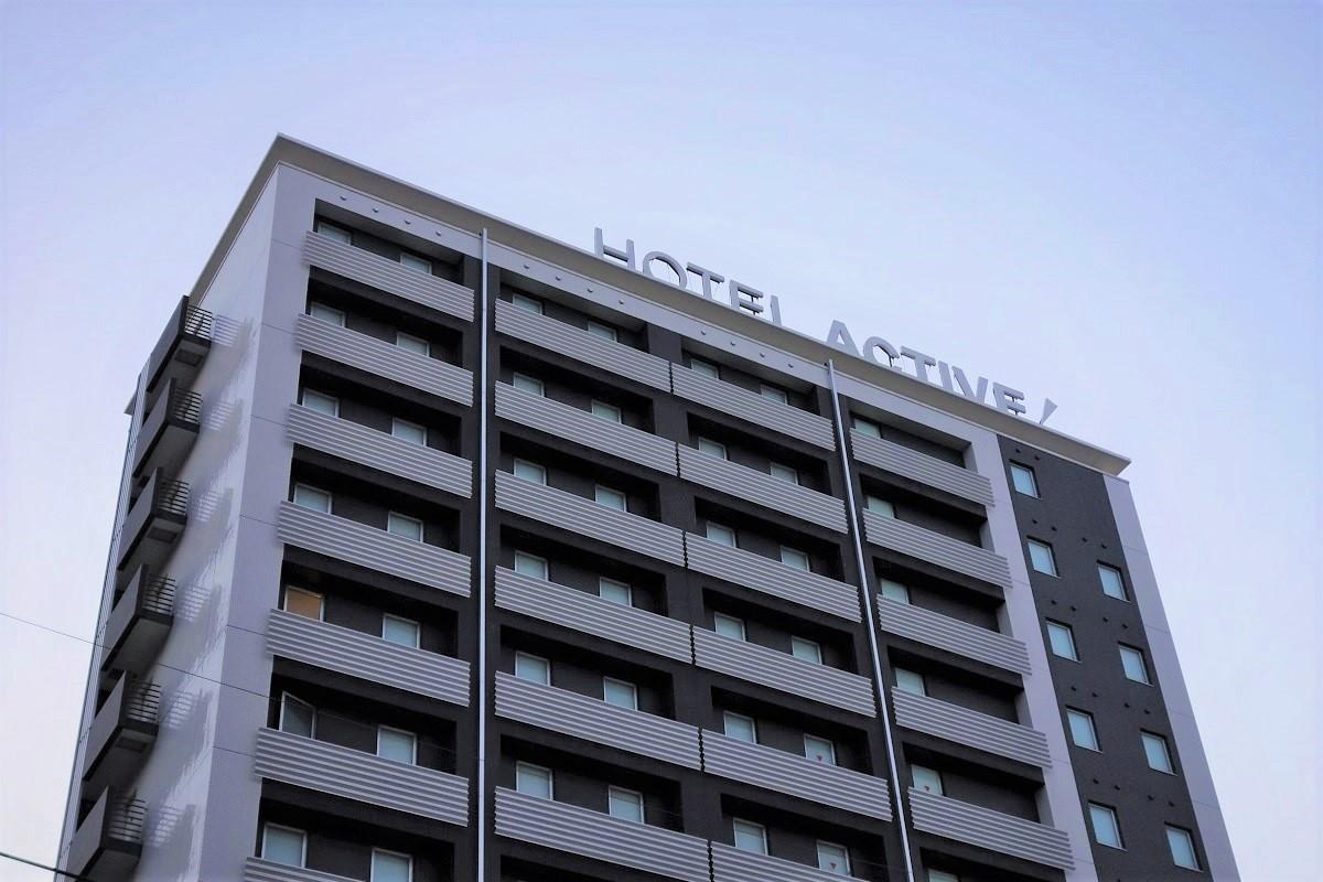 ホテルアクティブ博多
