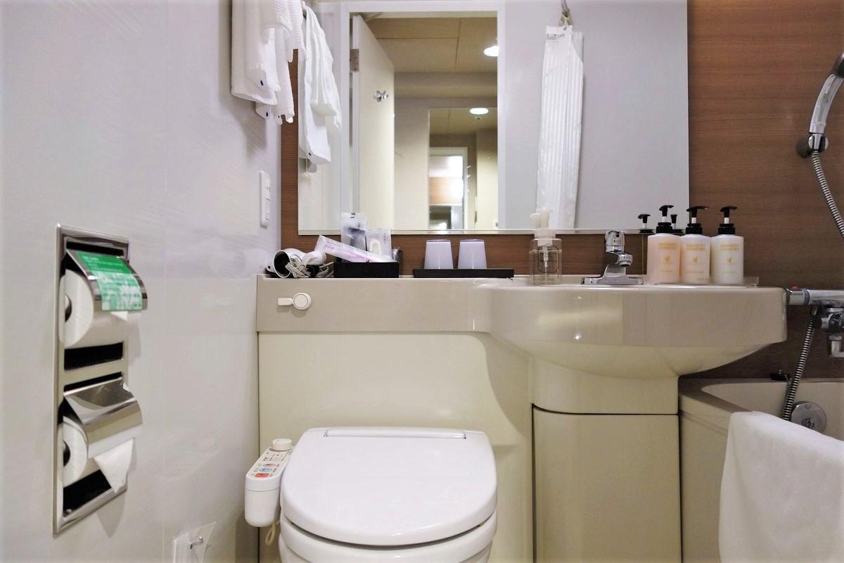アルモント 京都 バスルーム