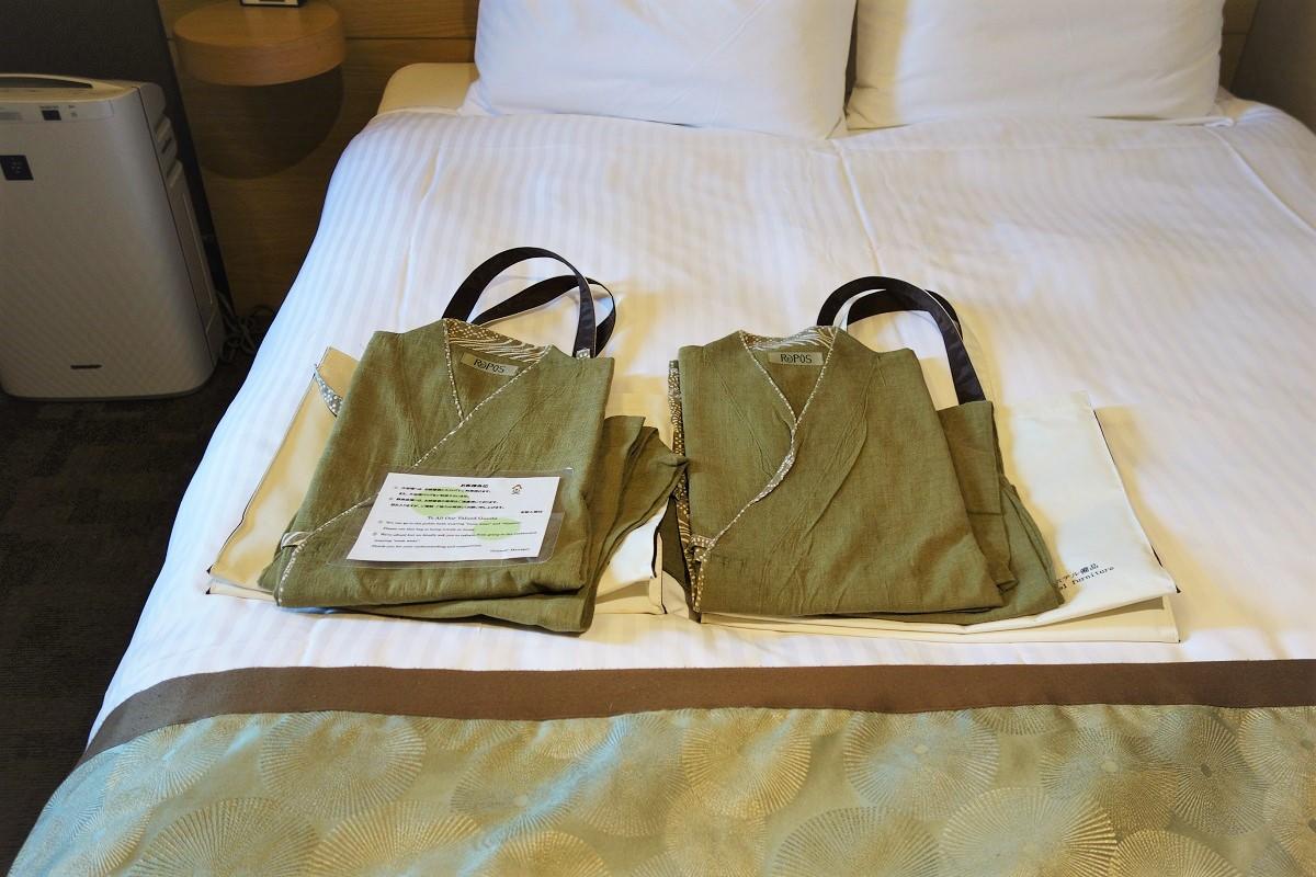 アルモント 京都 ベッド