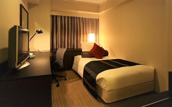 ANAクラウンプラザホテル福岡 部屋