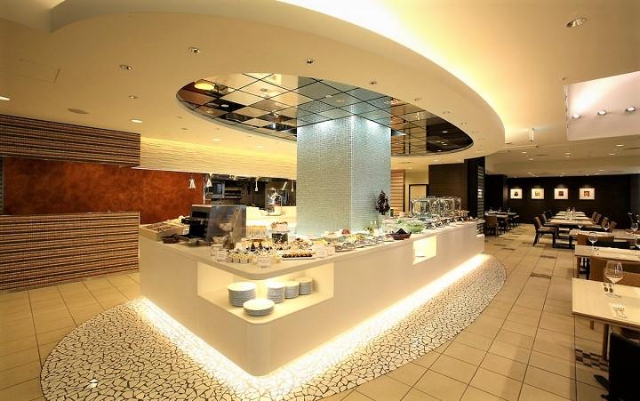 ANAクラウンプラザホテル福岡 レストラン