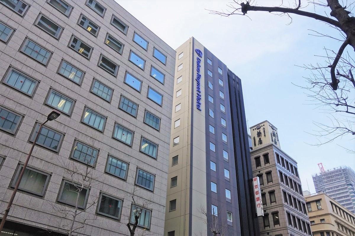 ダイワロイネットホテル 大阪北浜
