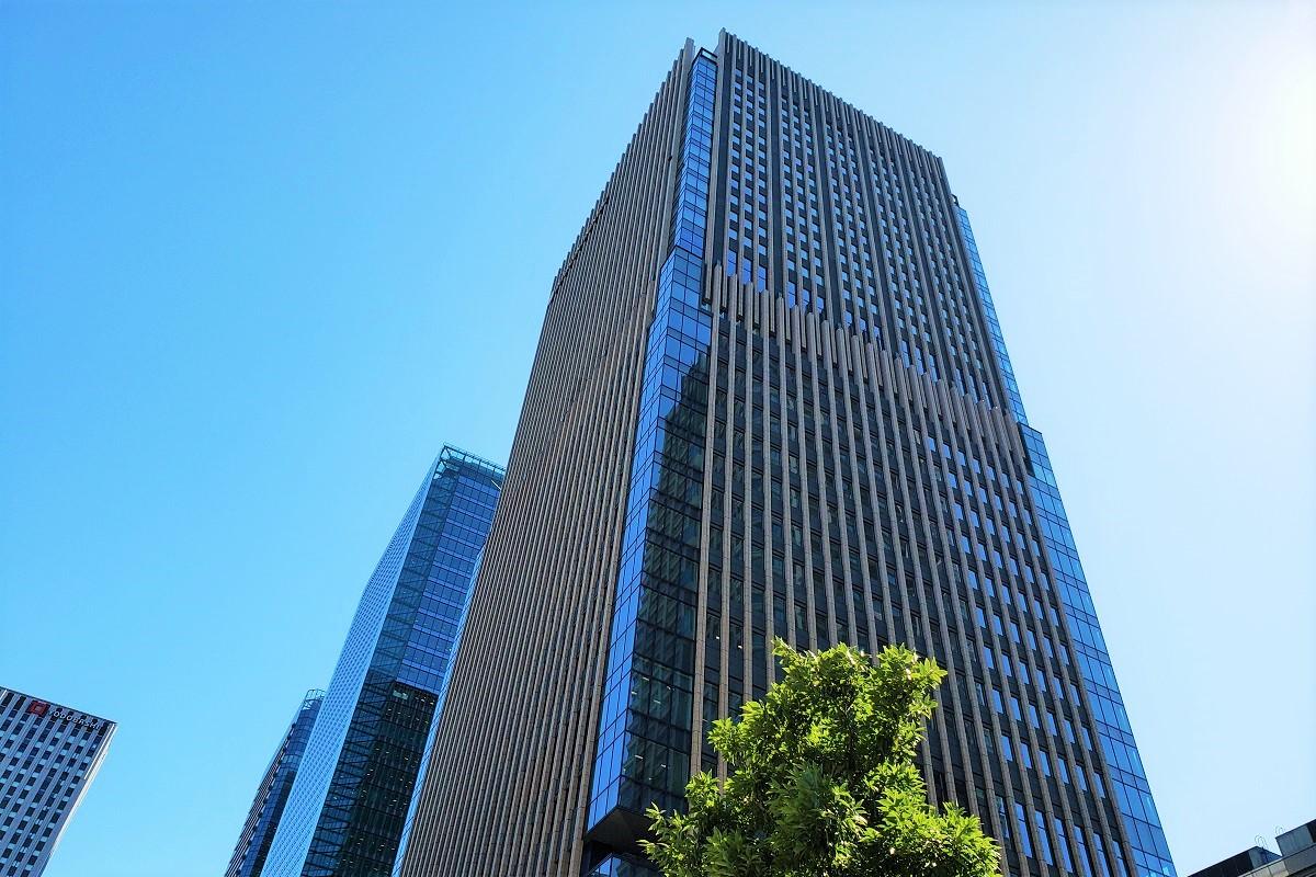 インターコンチネンタルホテル 大阪