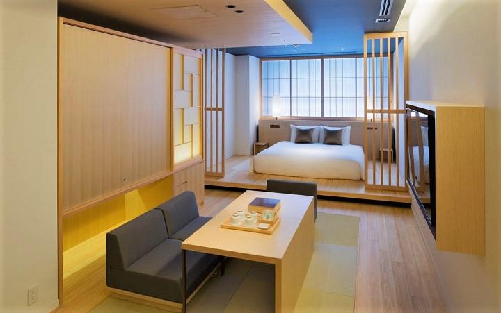 ホテル カンラ 京都 客室