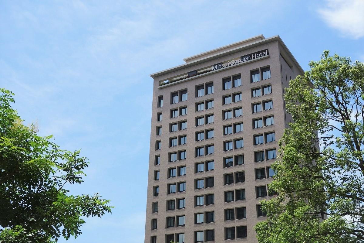 三井ガーデンホテル 大阪プレミア