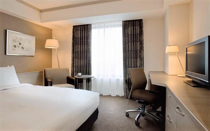 ホテル日航福岡 部屋