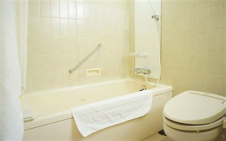 ホテル日航福岡 バスルーム