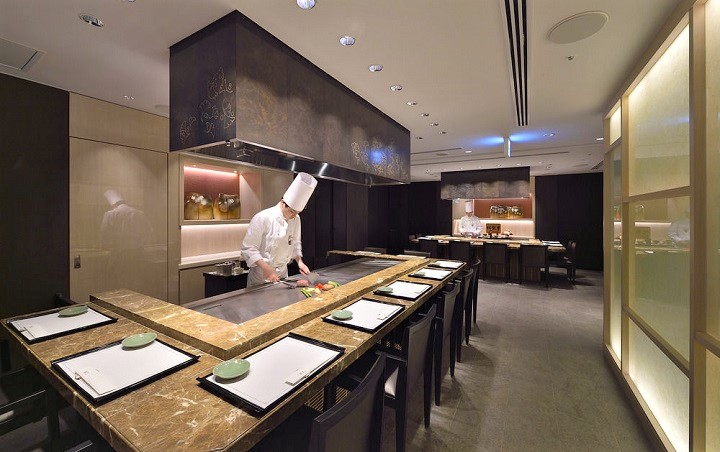 ホテル日航福岡 レストラン