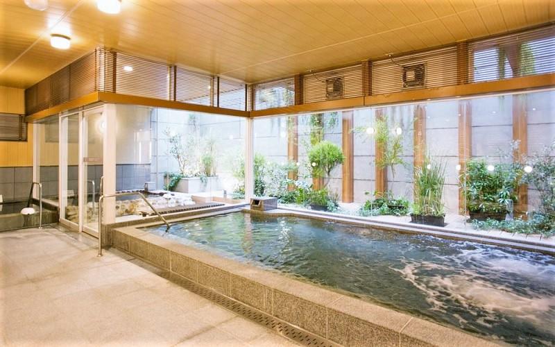 福岡 大浴場付きホテル