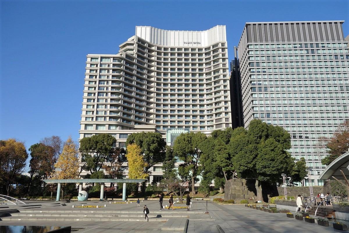 パレスホテル 東京