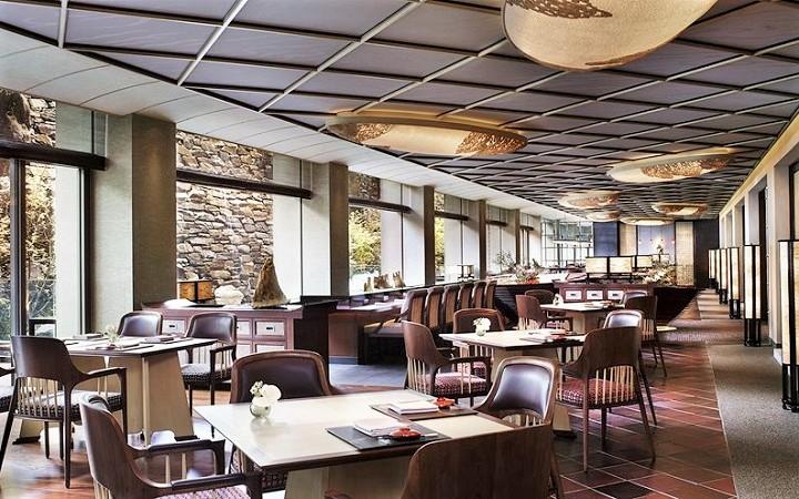 ザ・リッツ・カールトン 京都 レストラン