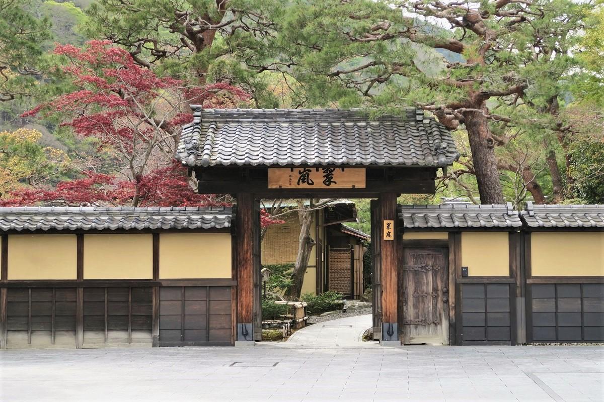ラグジュアリー 翠 コレクション 京都 嵐 ホテル