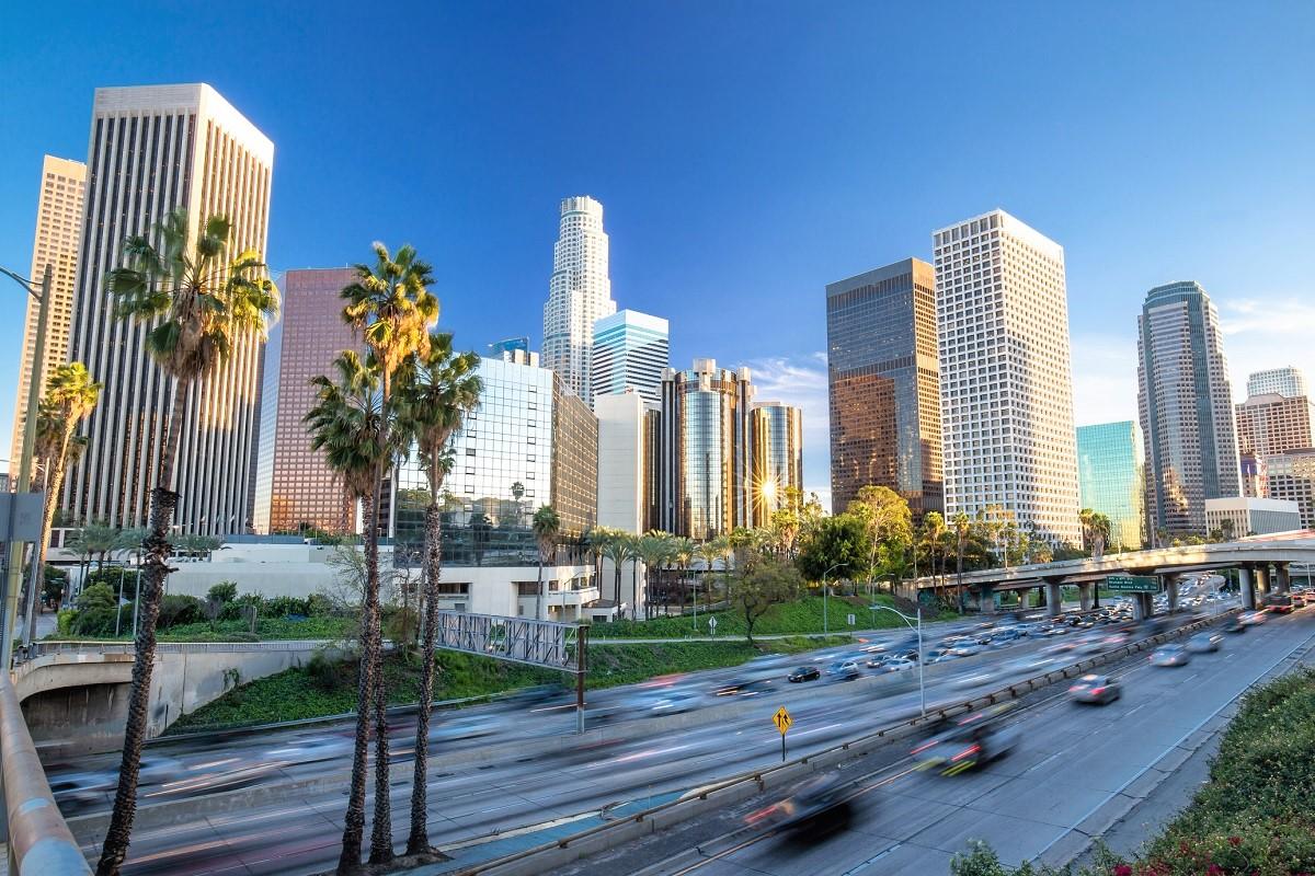 ロサンゼルス 高級ホテル