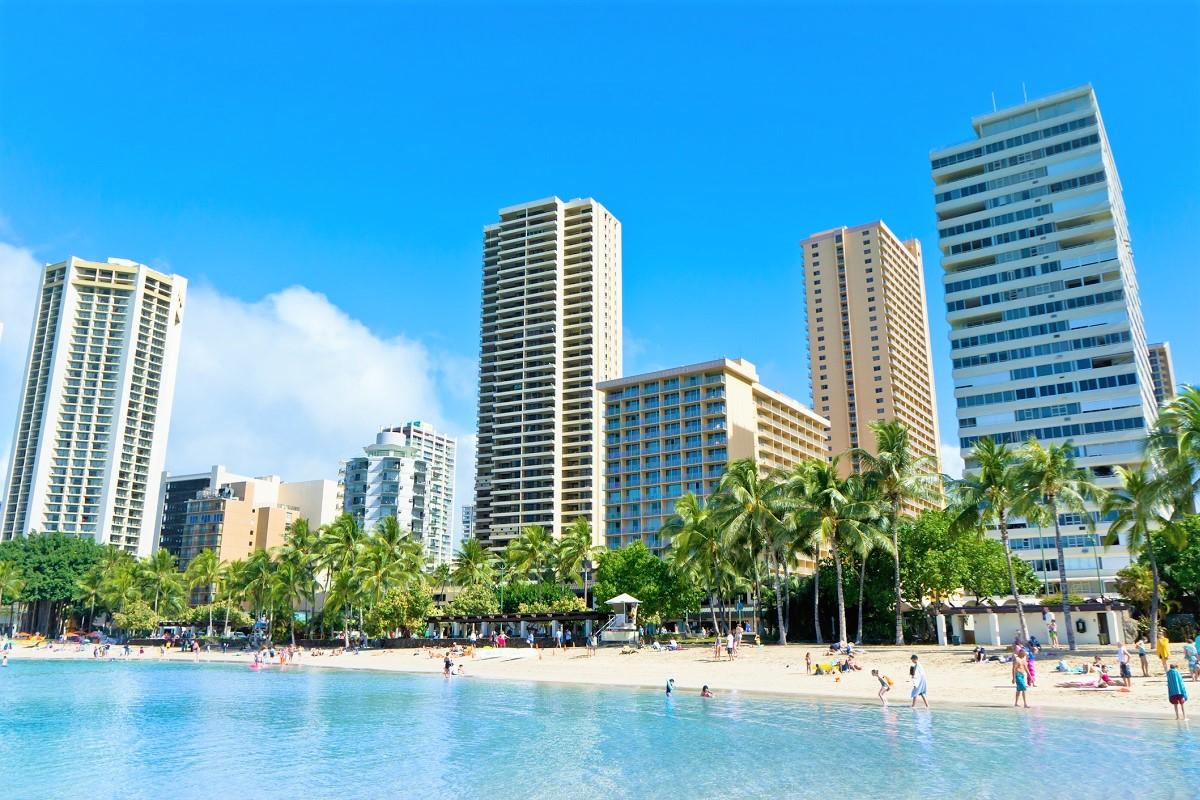 ハワイ 有名ホテル