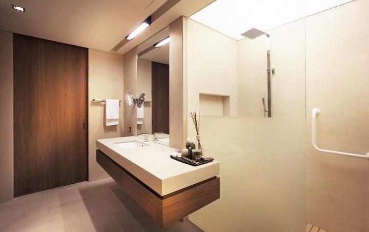 ザクラシック500 バスルーム