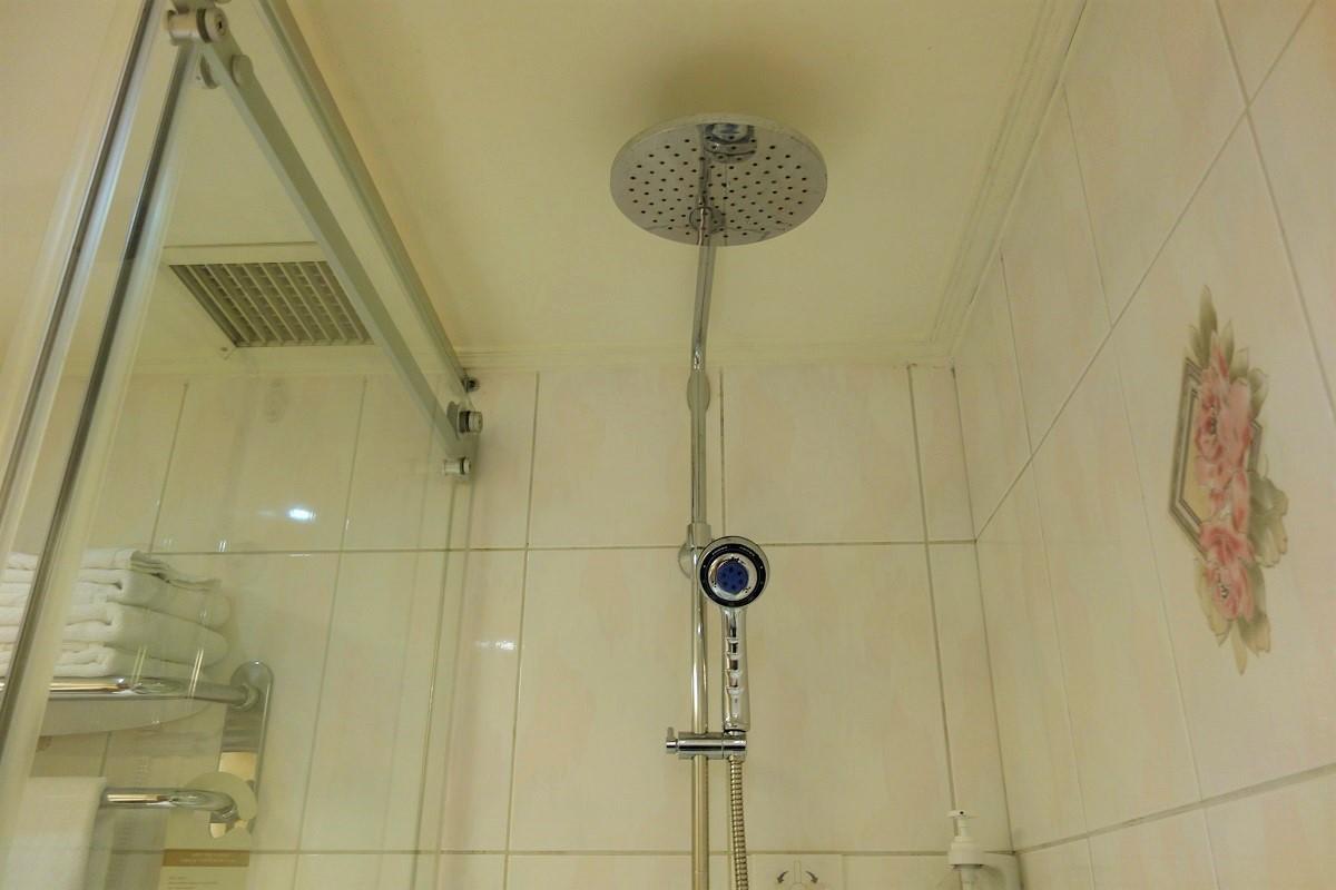 コスモスホテル台北 バスルーム