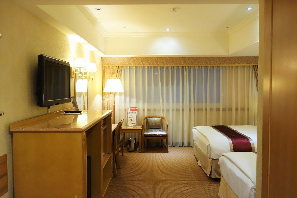 コスモスホテル台北 部屋
