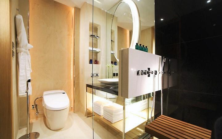 エクラット台北 バスルーム