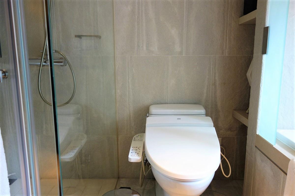 グロリア レジデンス トイレ