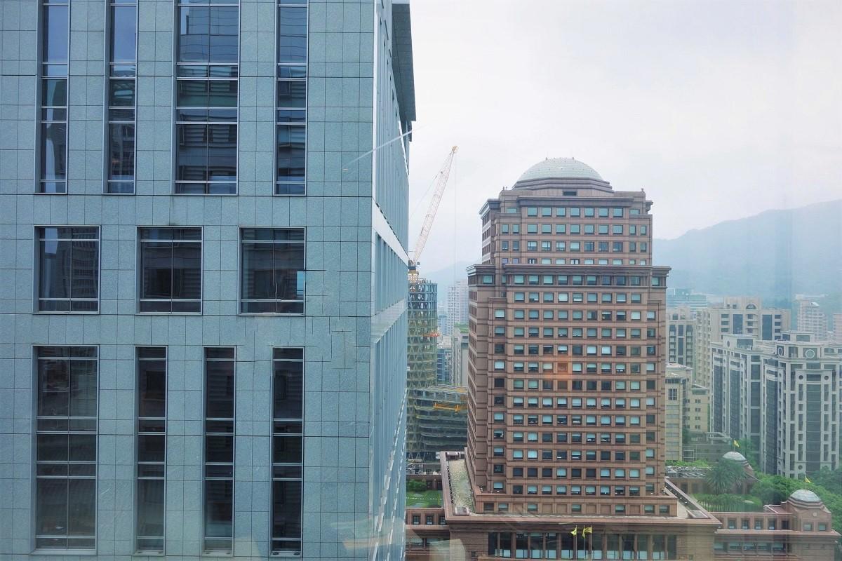 ハンブル ハウス 台北 景色