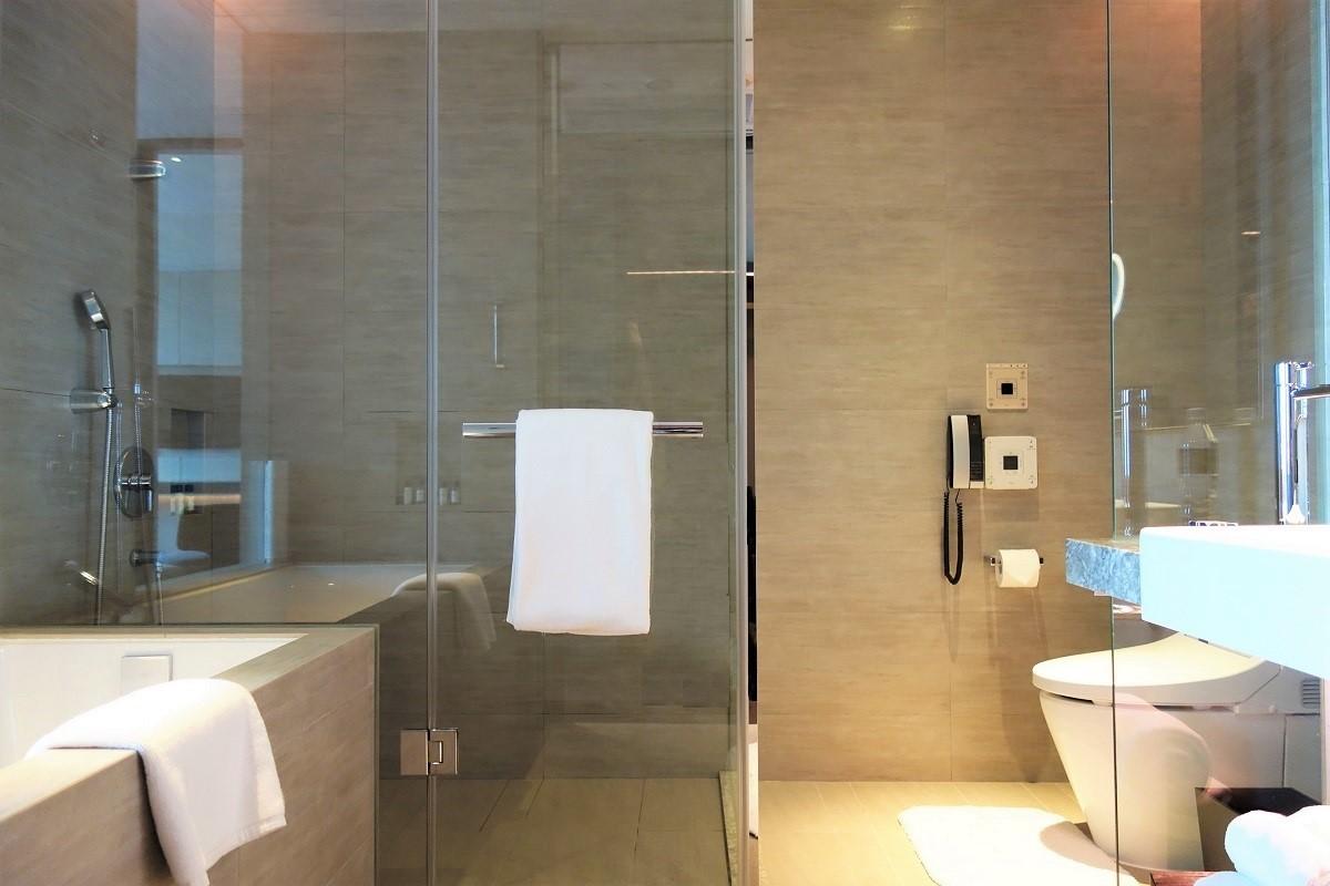 ハンブル ハウス 台北 バスルーム