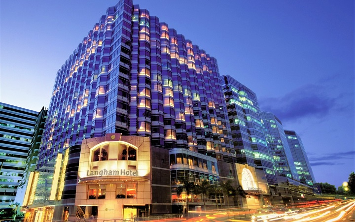 ザ ランガムホテル 香港