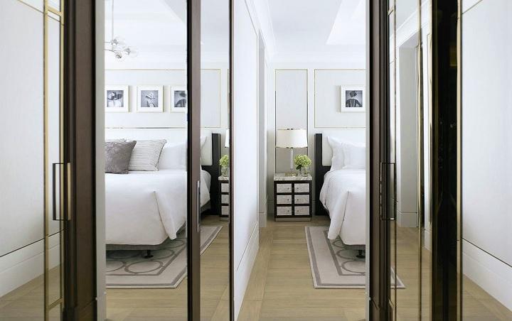 ザ ランガムホテル 香港 部屋