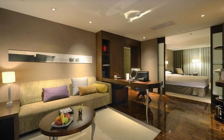 レ スイーツ 台北 チンチェン 部屋
