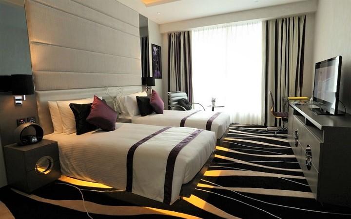 マデラ 香港 部屋