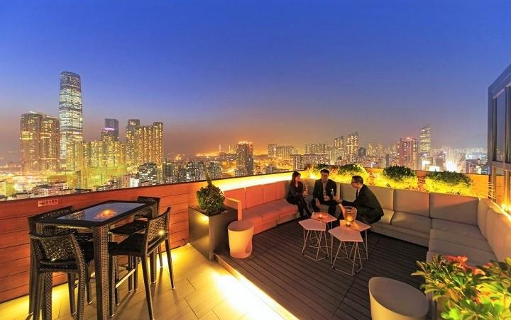 マデラ 香港 バー