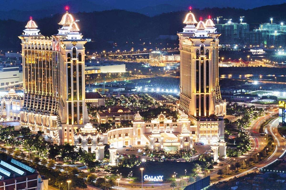 マカオ カジノホテル