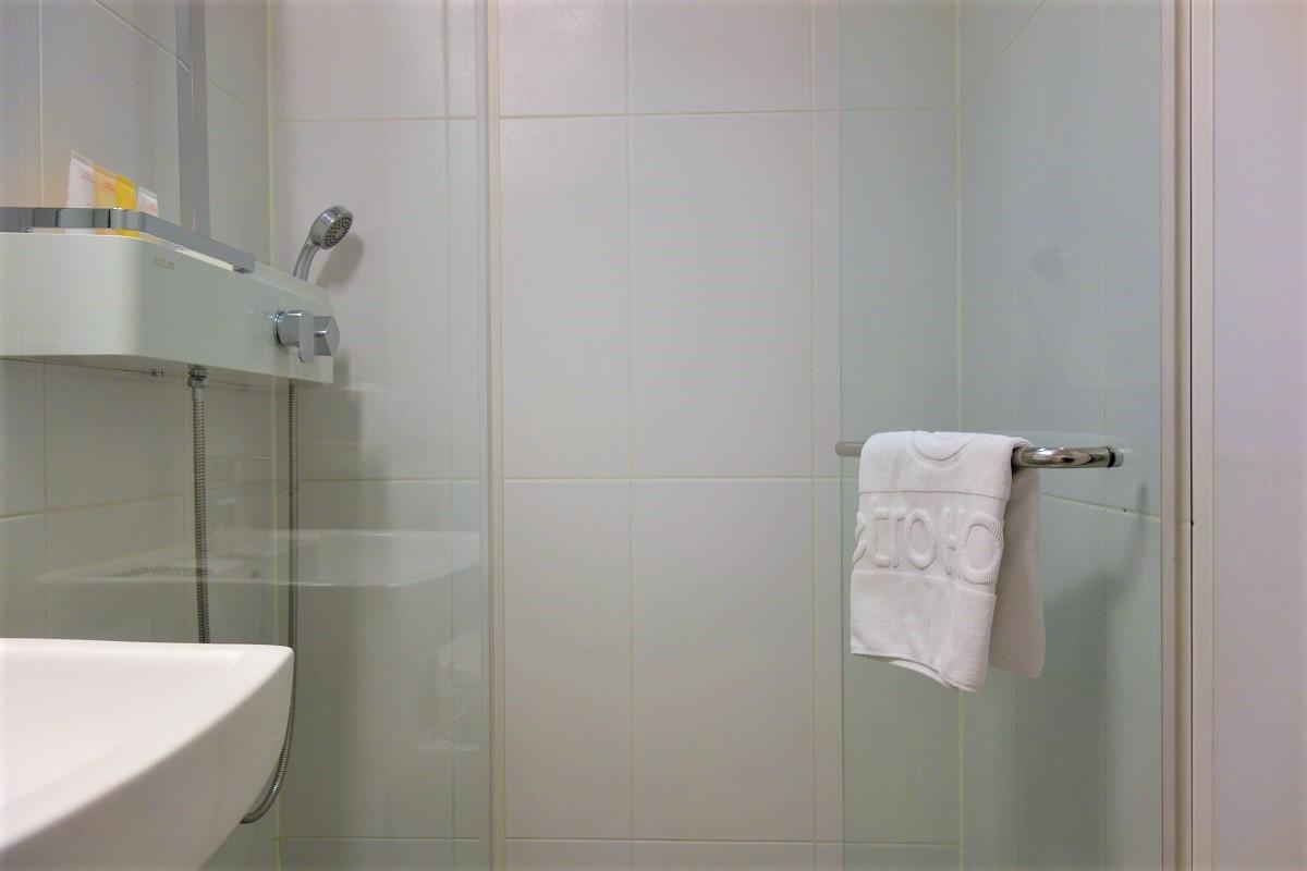 メトロホテルソウル シャワー