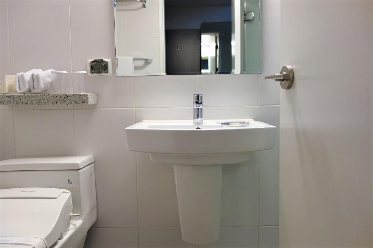 メトロホテルソウル バスルーム