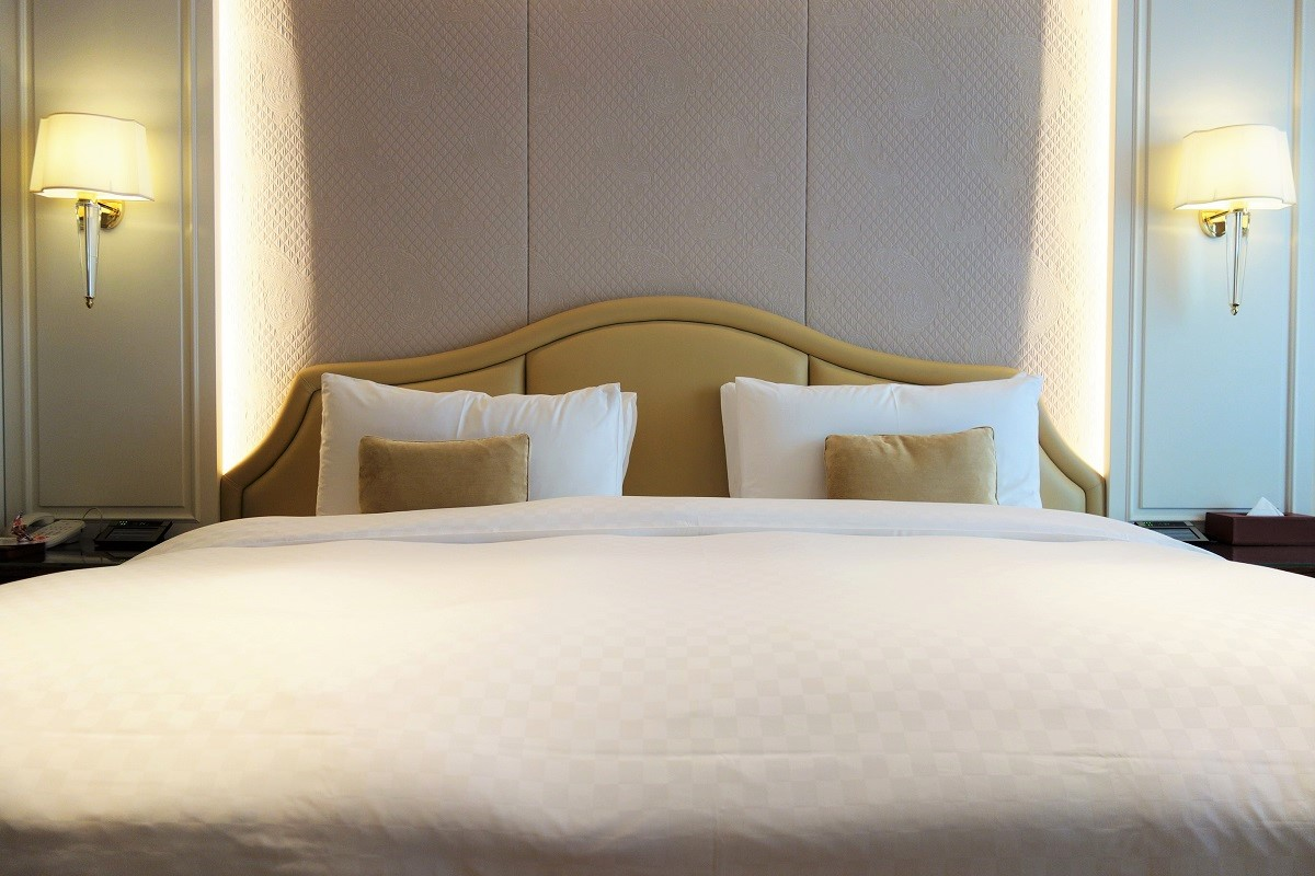 オークラプレステージ 台北 ベッド