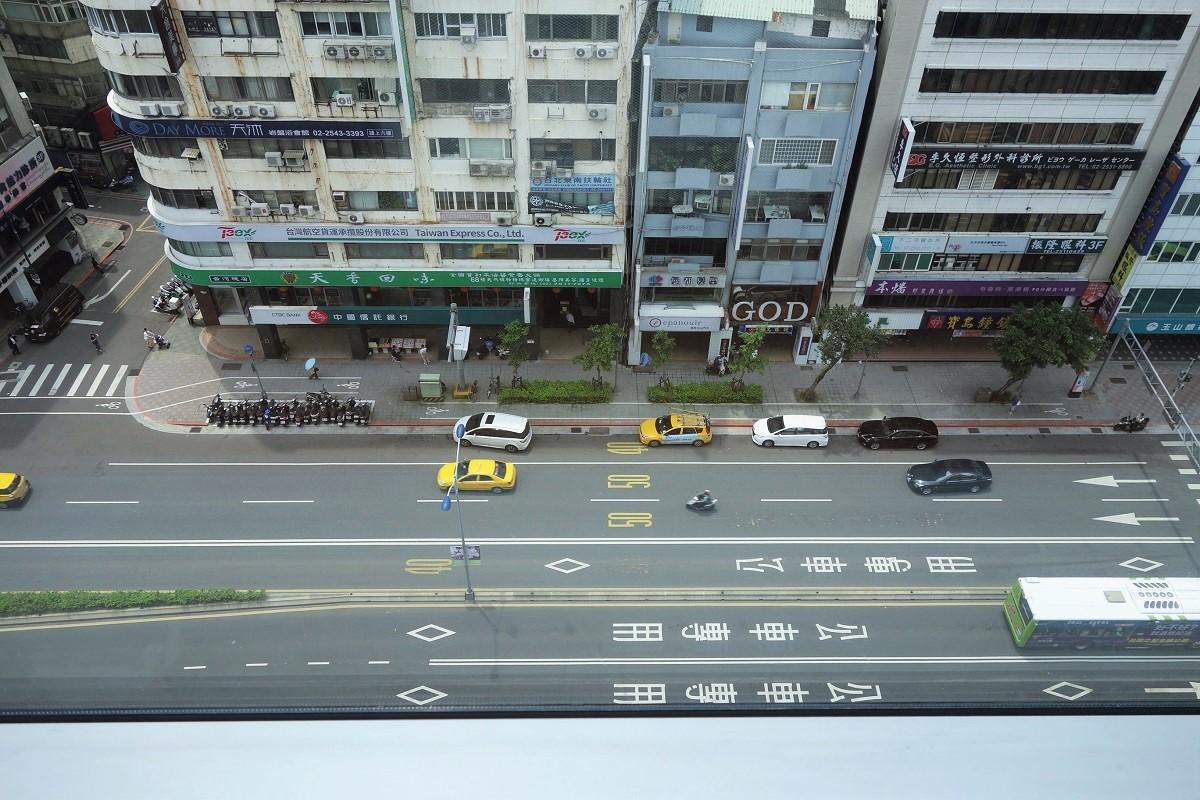 オークラプレステージ 台北 景色