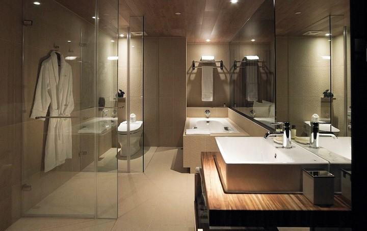 クォート台北 バスルーム