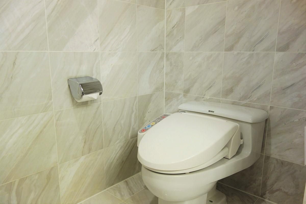 リージェント台北 トイレ