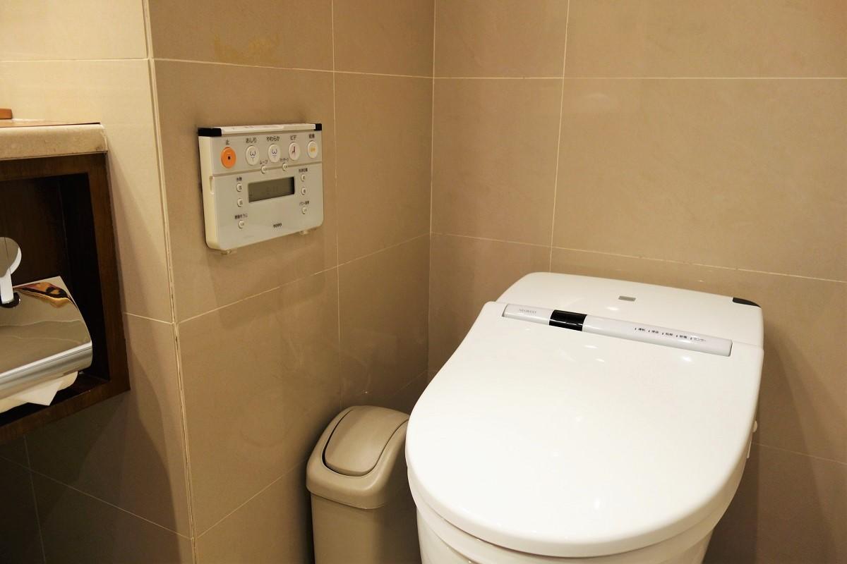 サン ワン レジデンス トイレ