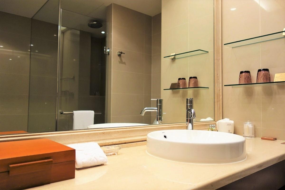 サン ワン レジデンス バスルーム