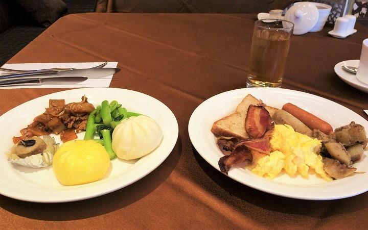 サン ワン レジデンス 朝食