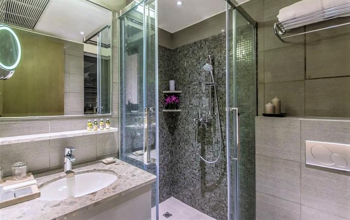 サマセット ビクトリアパーク 香港 バスルーム