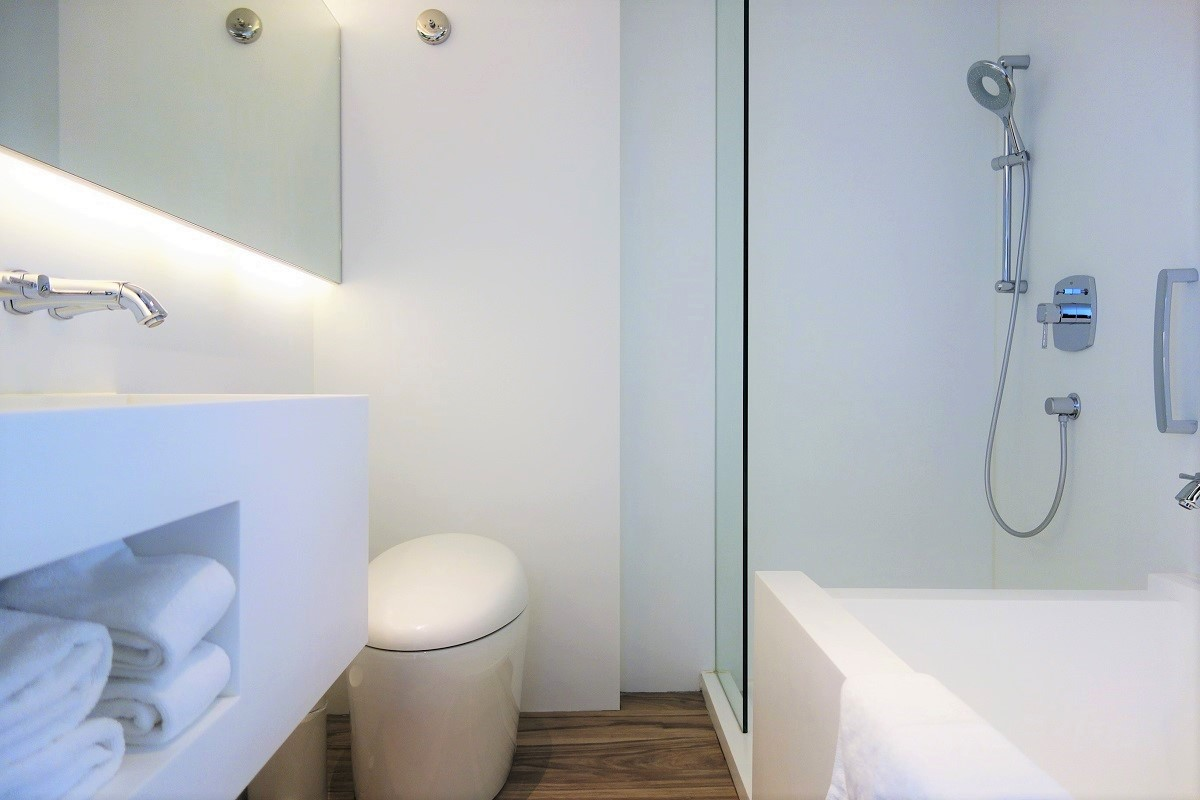 スウィーオ大安 バスルーム
