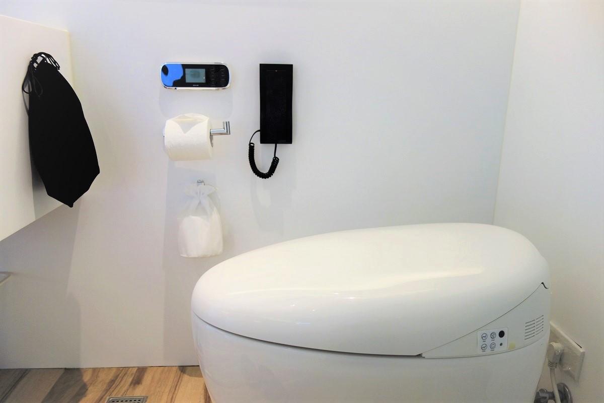 スウィーオ大安 トイレ