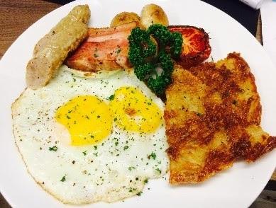 スウィーオ大安 朝食
